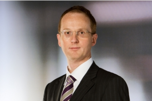Dr. Axel Cron, Chefanlagestratege von HSBC Global Asset Management (Deutschland)