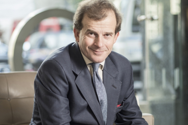 Edward Bonham Carter, Vice Chairman bei Jupiter Asset Management
