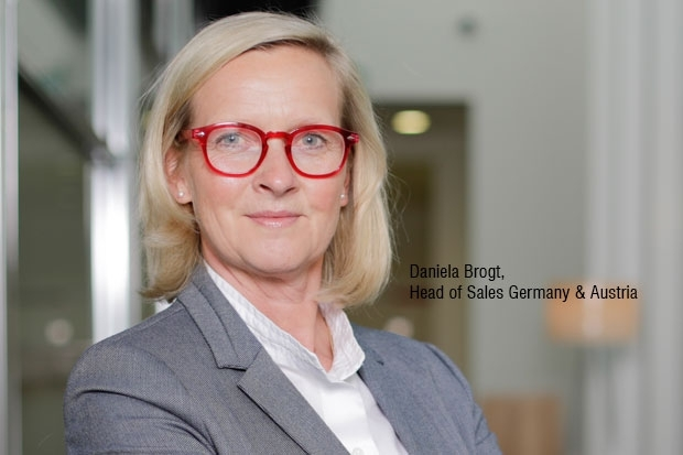 Daniela Brogt, Head of Sales Germany and Austria bei Janus Henderson