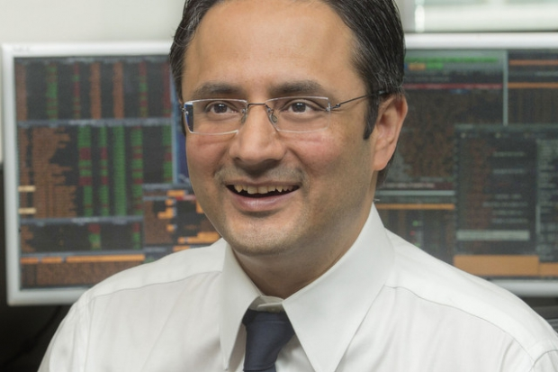 Uday Patnaik, Head of Emerging Market Debt bei Legal & General Investment Management