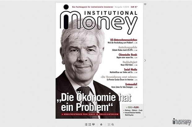 Institutional Money Cover 2019/1