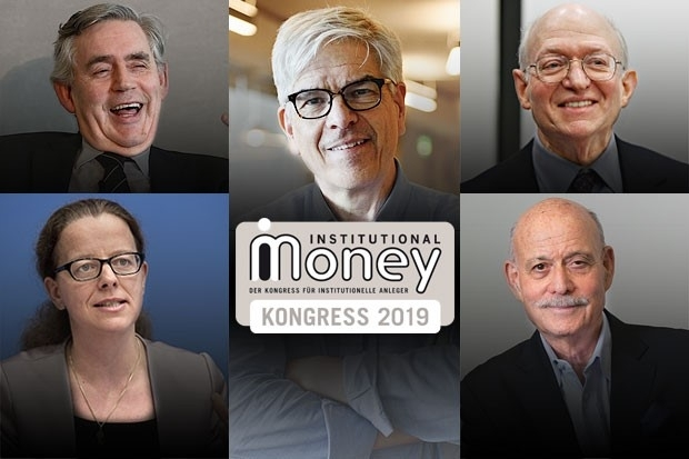 Institutional Money Kongress Top-Referenten