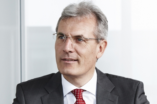 Dr. Thomas Mann, Chief Investment Officer der Talanx