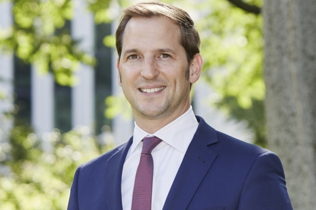 Florian Uleer, Country Head Deutschland bei Columbia Threadneedle Investments