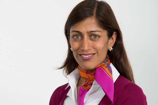 Maya Bhandari, Columbia Threadneedle
