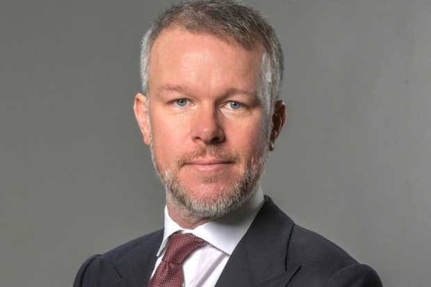 Andrew Jackson, Leiter des Bereichs Fixed Income international von Federated Hermes