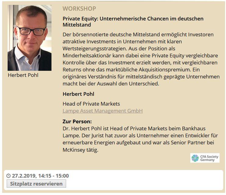 Bankhaus Lampe Frank Peter Martin Zieht Sich Zurück Köpfe 0602