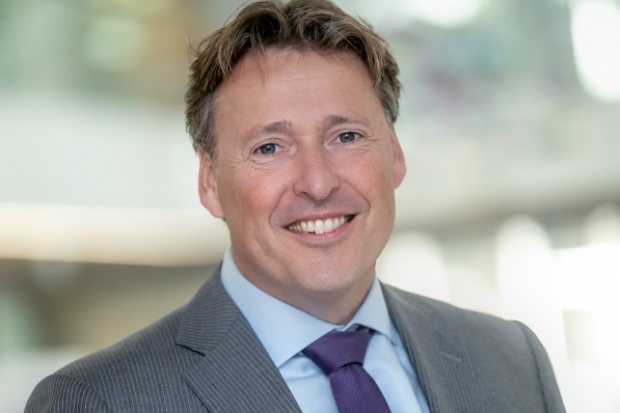 Bas NieuweWeme, Chief Executive Officer von Aegon Asset Management