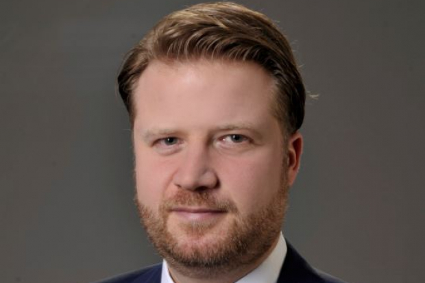 Thilo Wolf, Country Head Germany bei BNY Mellon Investment Management