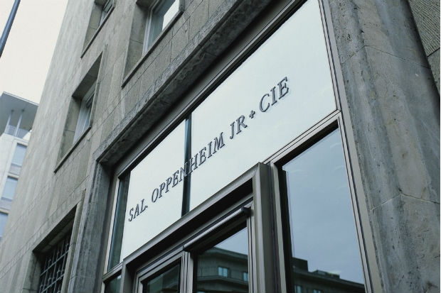 Sal Oppenheim Deutsche Bank