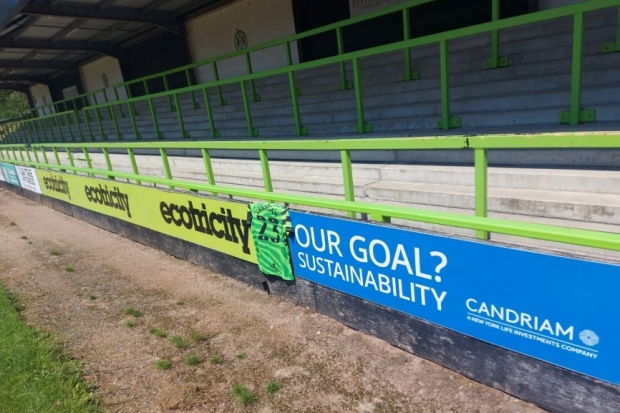 Candriam, Forest Green Rovers