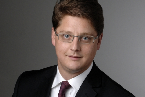 Dr. Florian Rehm, Head of Institutional Clients Germany & Austria