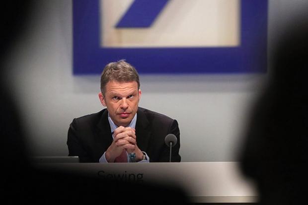 Fusionsplan für Deutsche, Commerzbank bekommt politische Unterstützung | Märkte