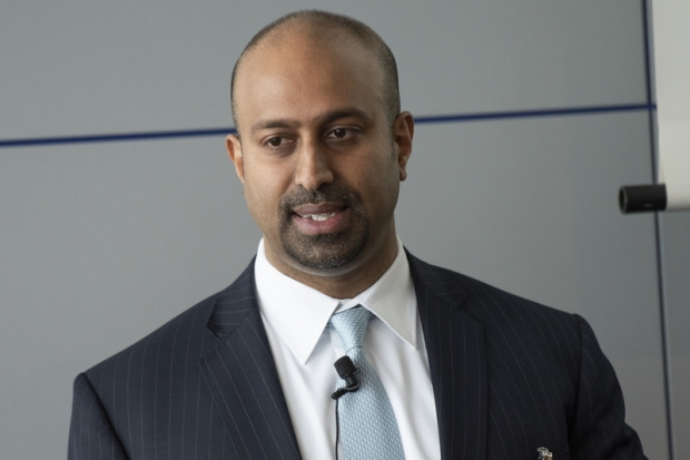 Chief Investment Officer Fixed Income Raymond Sagayam von Pictet Asset Management