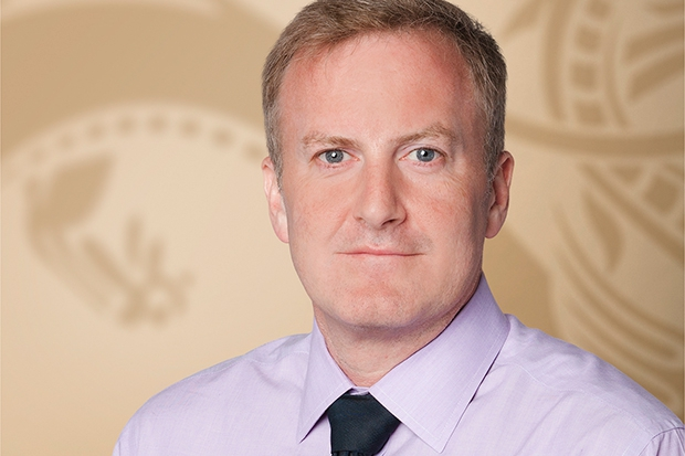 Robert Horrocks. Der Chief Investment Officer des Asienspezialisten Matthews Asia