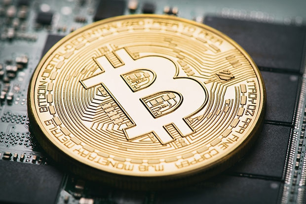 Bitcoin auf einem Chip