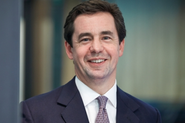 Peter Harrison, Group Chief Executive von Schroders