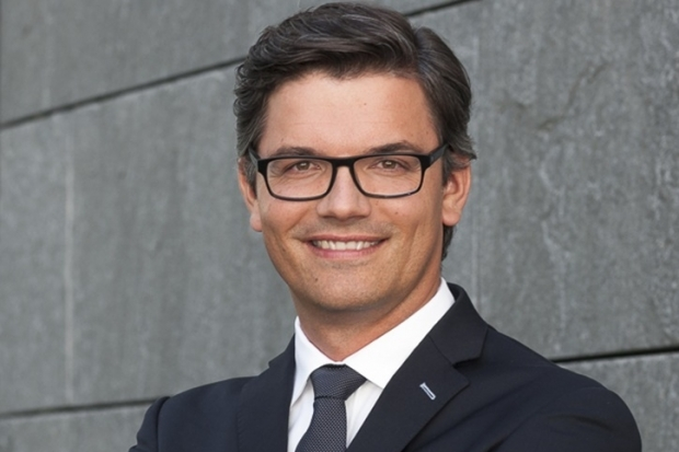 Vincent Denoiseux, Leiter des Bereichs ETF Resarch and Solutions bei Lyxor Asset Management