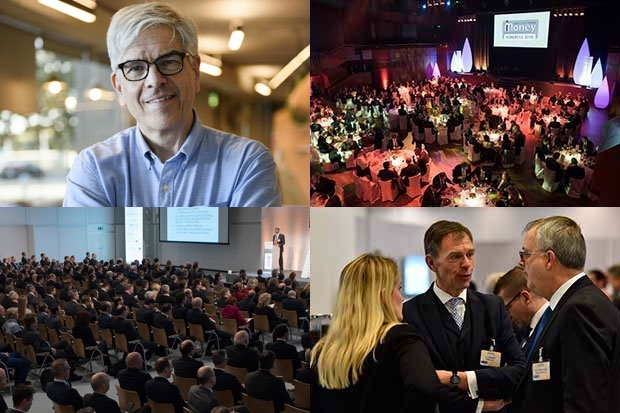 Impressionen vom Institutional Money Kongress
