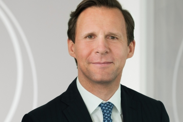 Lars Schnidrig, CEO der Corestate Capital Group