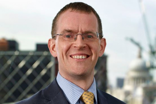 Chris Mellor, Head of ETF Equity and Commodity Product Management bei Invesco