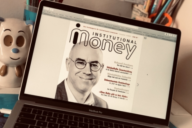 Institutional Money E-Magazin