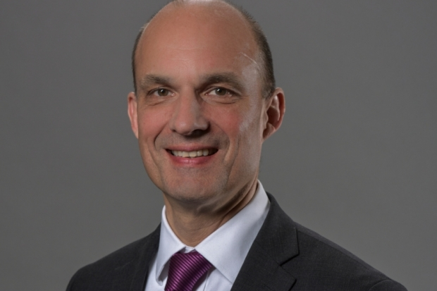 Joerg Sihler, Head of Corporate Clients bei UBS Deutschland