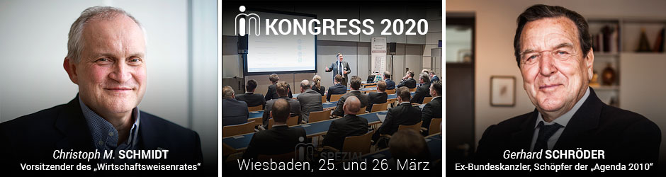Institutional Money Kongress 2020